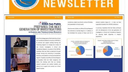 Newsletter pf
