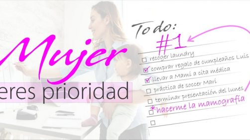 Mujer eres prioridad WEB PAGE