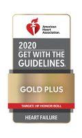 Heart Failure Gold Plus Target Honor Roll